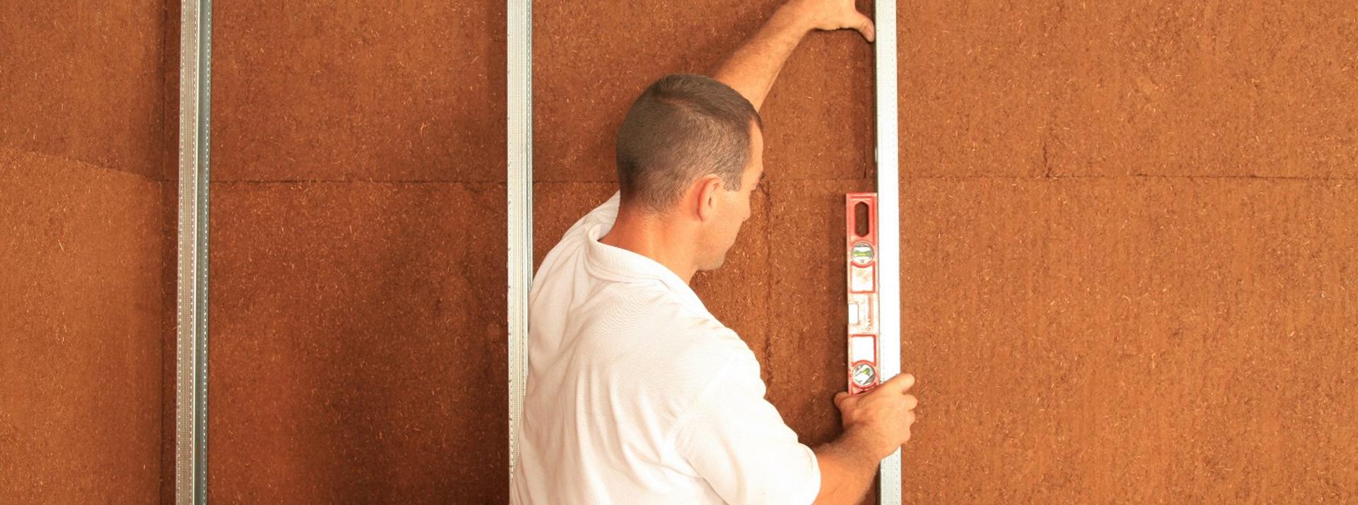 isolamento termico pareti interne